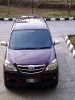 Jual Toyota Avanza 1.3 G Merah Marun