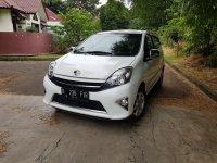 Jual Toyota Agya Tipe G 2014 Putih | ALT16
