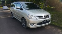 Jual Toyota Innova V Luxury 2012 Silver | ALT17
