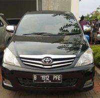 Jual Toyota Innova V 2008 Hitam | ALT18