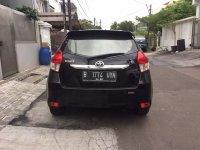 Toyota: YARIS type G hitam 2015 (IMG-20170624-WA0005.jpg)