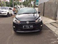 Toyota: YARIS type G hitam 2015 (IMG-20170624-WA0004.jpg)