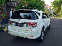 Jual Toyota: Fortuner 2012 Vnt AT  Turbo G Putih