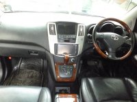 Jual Toyota: New Harrier 3.0 AIRS V6 km49rb 3 camera 4TV full option panoramic sun