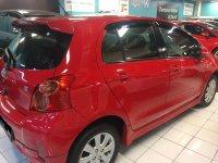Toyota Yaris E 2013 AT merah (IMG_7132.JPG)