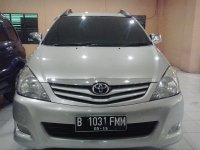 Toyota: Kijang Innova G Manual Tahun 2009