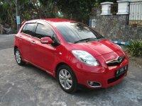Toyota: Yaris 1.5 E 2011 Manual Pribadi sangat istimewa