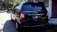 Toyota: Innova E Plus A/T Hitam (B) Jarang Pakai (Innova rear.jpg)