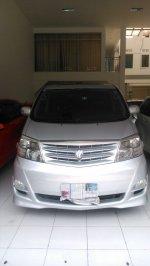 Jual Toyota: Alphard ASG a/t 2007