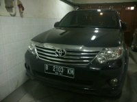 Jual Toyota: grand fortuner 2011 automatic