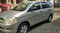 Jual Toyota Innova, thn 2006 tipe E, Manual, Bensin