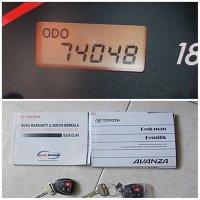 Toyota: Avanza G 1.3 VVTi Matik th 2010 asli Bali pajak baru low km (page1.jpg)