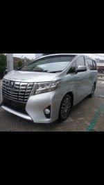 Jual Toyota: Ready alphard x silver unit paling langka