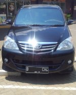 Jual Toyota: Avanza S 1.5 A/T (MATIC)  - Th 2008 Hitam