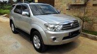Jual Toyota: FORTUNER Diesel Matic 2010 kondisi Istimewa No. Pol F