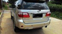 Toyota: FORTUNER Diesel Matic 2010 kondisi Istimewa No. Pol F (P_20171207_132835.jpg)