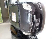 Jual Toyota: Yaris S Limited 2009 AT hitam pajak panjang
