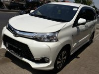 Toyota: Grand Avanza Veloz 1.5 AT 2015 Putih (dp paket)