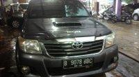 Jual Toyota Hilux vnt manual 4x4 2.5cc 2013 tgn 1 perorangan