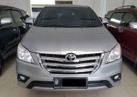 Toyota: Kijang Innova G 2.0 MT 2015 abu2