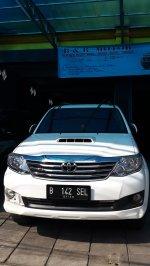 Jual Toyota: FORTUNER G A/T DIESEL 2013 AJIB