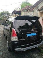 Toyota Innova: jual Inova diesel manual warna hitam tahun 2009