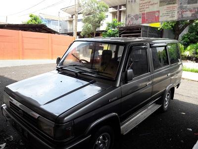 Jual Mobil Toyota Kijang Grand Extra 1995 - MobilBekas.com