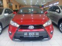 Toyota: All New Yaris TRD Sportivo Manual Tahun 2014