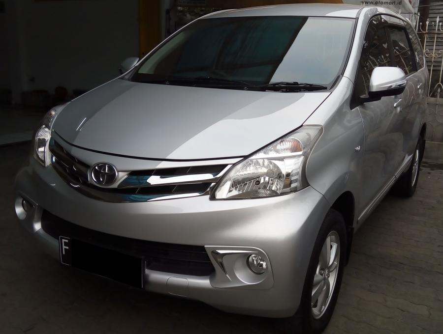 AVANZA G MANUAL SILVER 2014 SPECIAL CONDITION, KM 27 RB ...