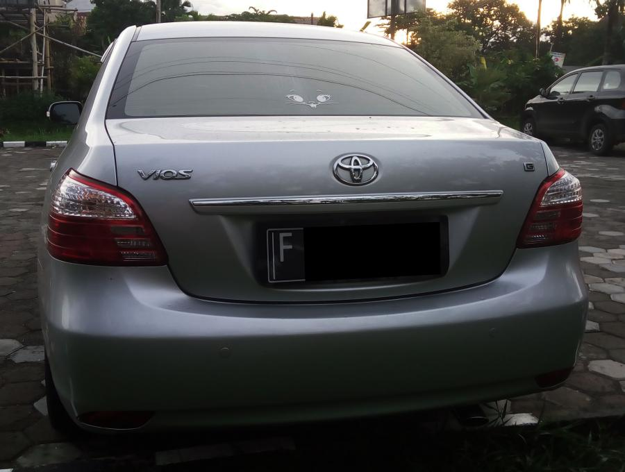 VIOS G AUTOMATIC SILVER 2010 SPECIAL CONDITION, KM 66 RB ...