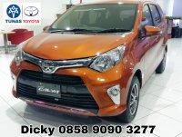 Jual Toyota Calya 1.2 G A/T + GRATIS 1 TAHUN ASURANSI JIWA