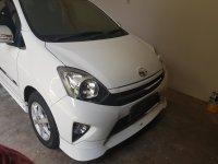 Jual Toyota Agya G TRD AT Putih Tahun 2015