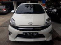 Toyota Agya Trd Th.2014 Automatic Km 10 rb Antik