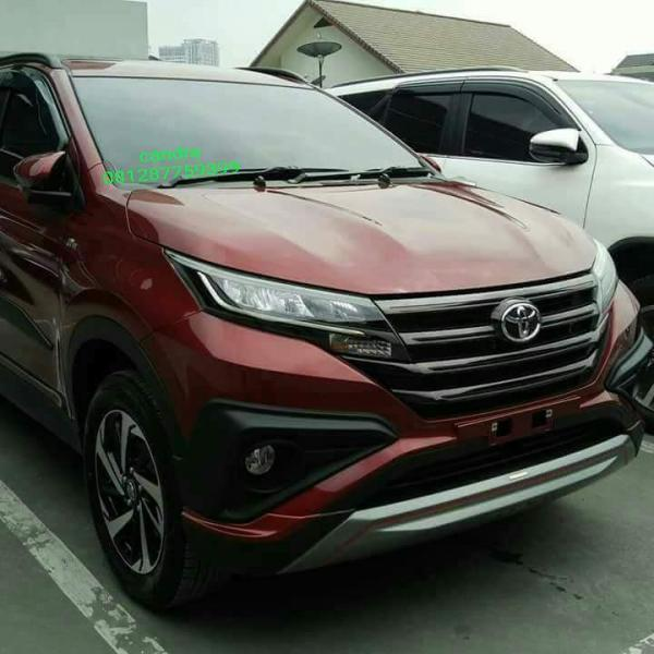 OPEN INDENT NEW TOYOTA RUSH NEW 2018 - MobilBekas.com