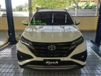 Jual Ready All New Toyota rush TRD SPORTIVO terbatas