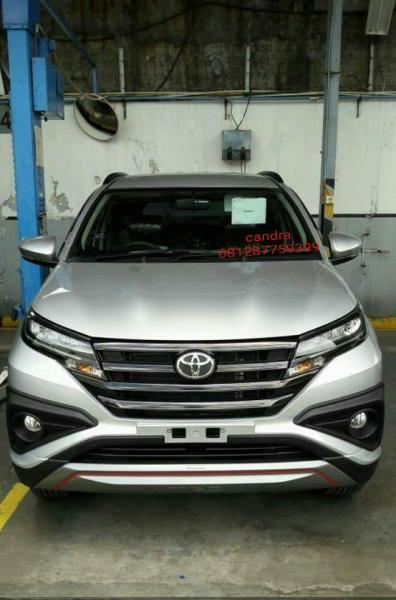 Open Indent All New Toyota rush TRD SPORTIVO NEW ...