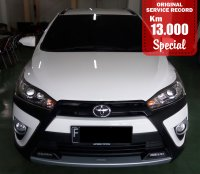 YARIS HEYKERS AUTOMATIC 2017 SPECIAL CONDITION, KM 13 RB. (Toyota_Yaris_Heykers_Automatic_White_2017_Fix.jpg)