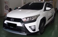 Toyota: YARIS HEYKERS AUTOMATIC 2017 SPECIAL CONDITION, KM 13 RB. (Yaris_Heykers_Automatic_White_2017_1.jpg)