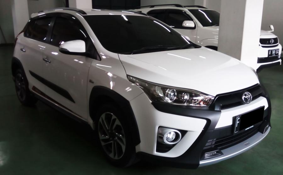 YARIS HEYKERS AUTOMATIC 2017 SPECIAL CONDITION, KM 13 RB ...