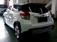 Toyota: YARIS HEYKERS AUTOMATIC 2017 SPECIAL CONDITION, KM 13 RB. (Yaris_Heykers_Automatic_White_2017_4.jpg)