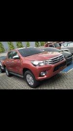 Jual Toyota: Stok terakhir hilux dc 4x4 barang langka