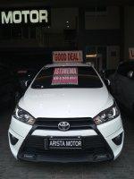 Toyota: Yaris TRD'16 AT Putih KM 8.500 Asli