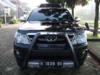Toyota: Fortuner 2.5 G diesel turbo timer 2008 MT
