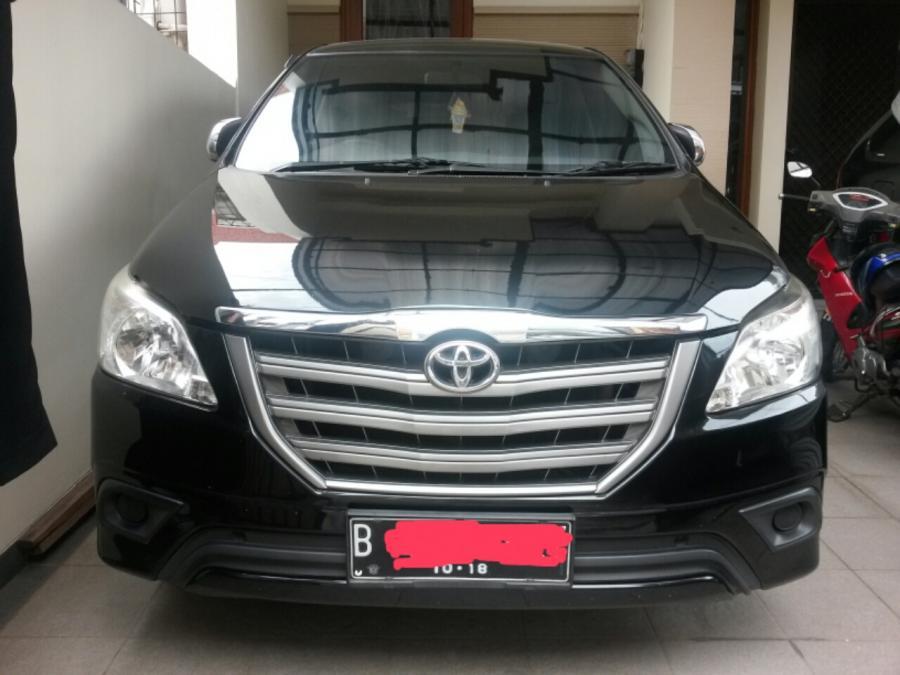 Kijang: Toyota Innova Tipe E M/T 2013 - MobilBekas.com