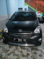 Jual Toyota Agya G 1.2 manual 2017