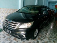Jual Toyota Innova G DSL MT 2014