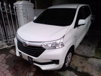 Toyota: Grand Avanza E Th 2016 Putih Istimewa