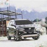 Jual Toyota Rush: Promo stok tetakhir 2017