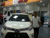 Jual Avanza: Toyota calya type G Manual