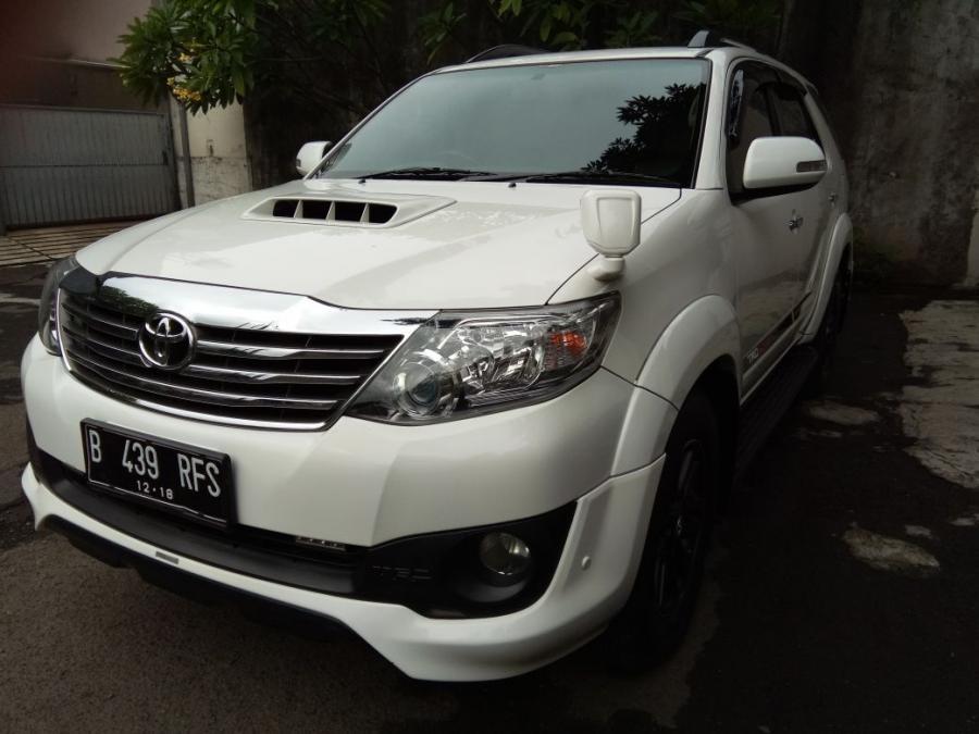 Toyota Fortuner G VNT TRD Sportivo (2013) - MobilBekas.com